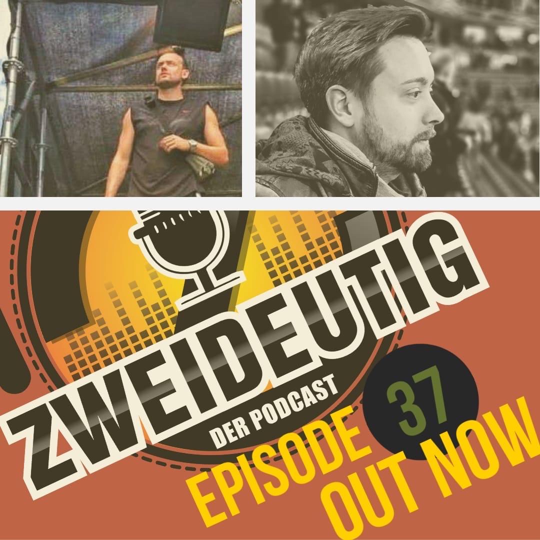 Episode 37 - Der Merengue Lachflash