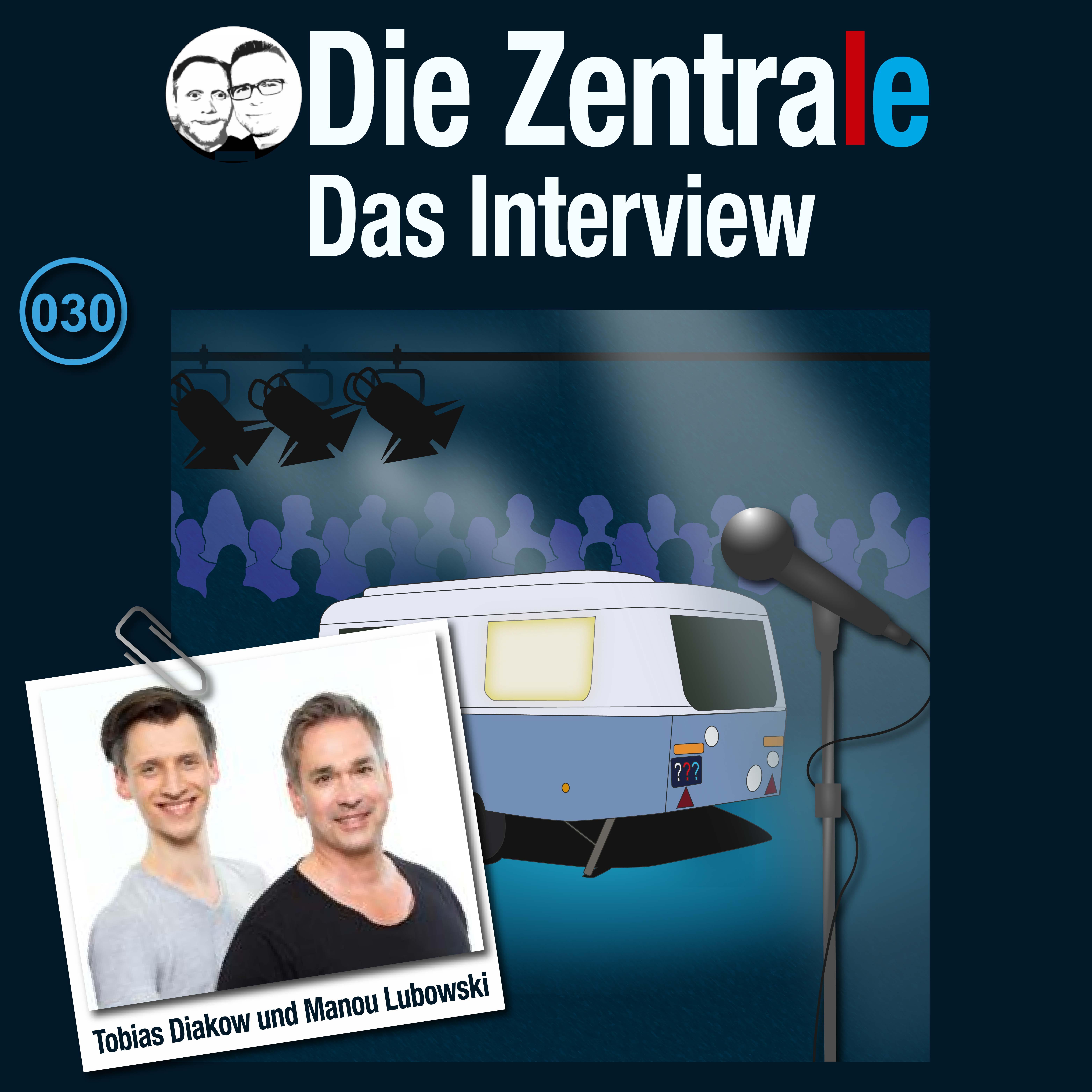 Sonderfolge: Interview mit Manou Lubowski & Tobias Diakow von TKKG