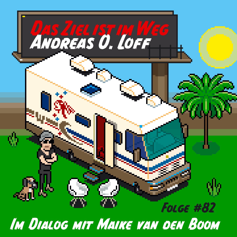 """#82 Maike van den Boom, """"Tapeziert Eure Küche mit Euren Träumen!"""""""