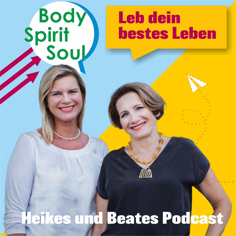 14 Überraschungseier - ein Podcast mit Heike Malisic
