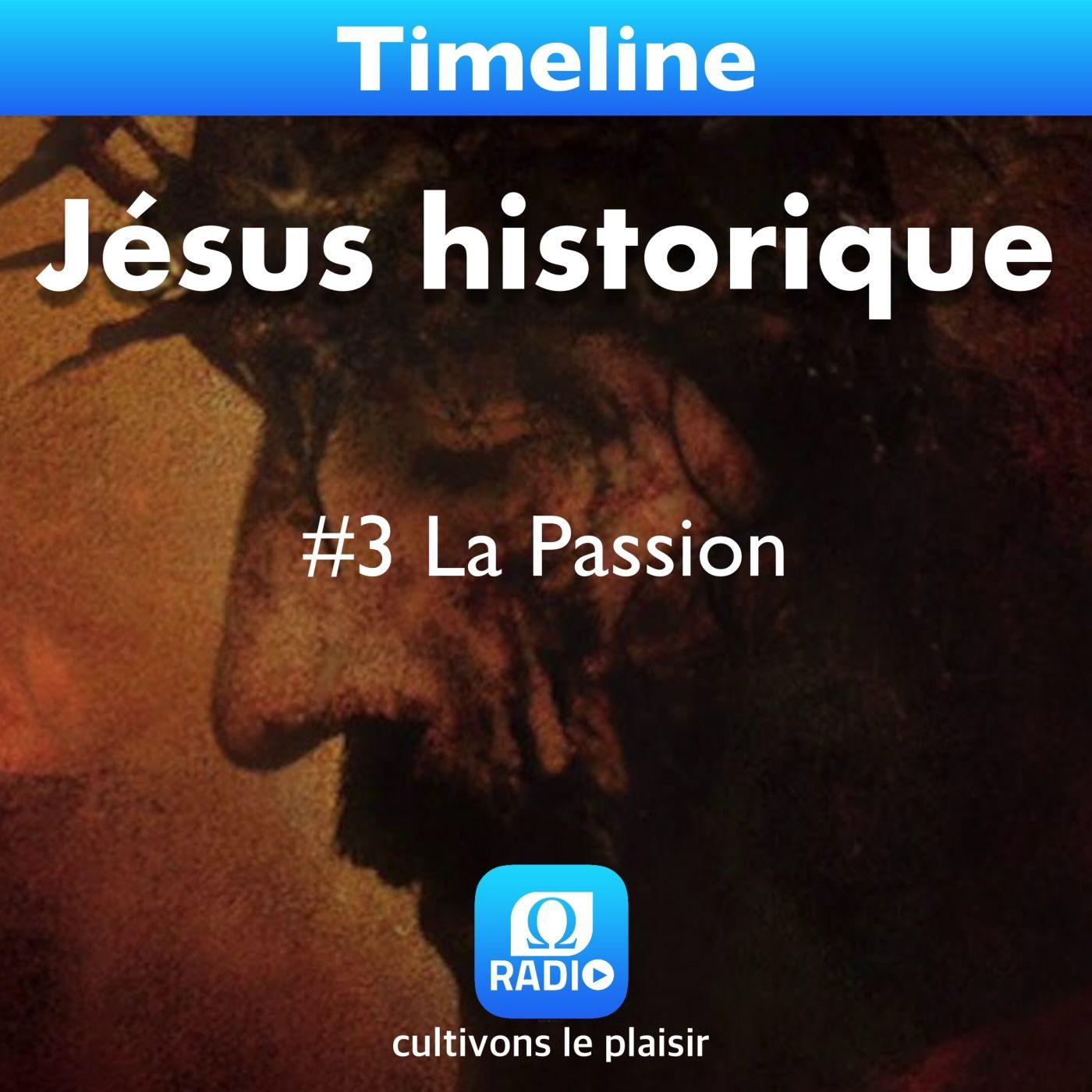 Jésus historique #3 La Passion