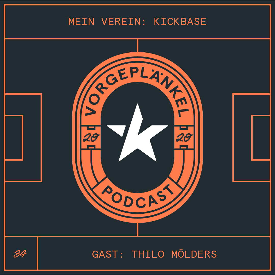 34 - Mein Verein: Kickbase (Gast: Thilo Mölders)