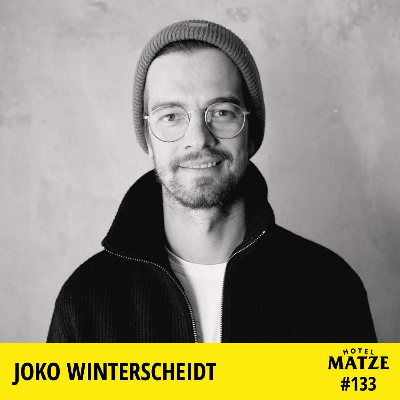 Joko Winterscheidt - Was hast du noch nicht erreicht?