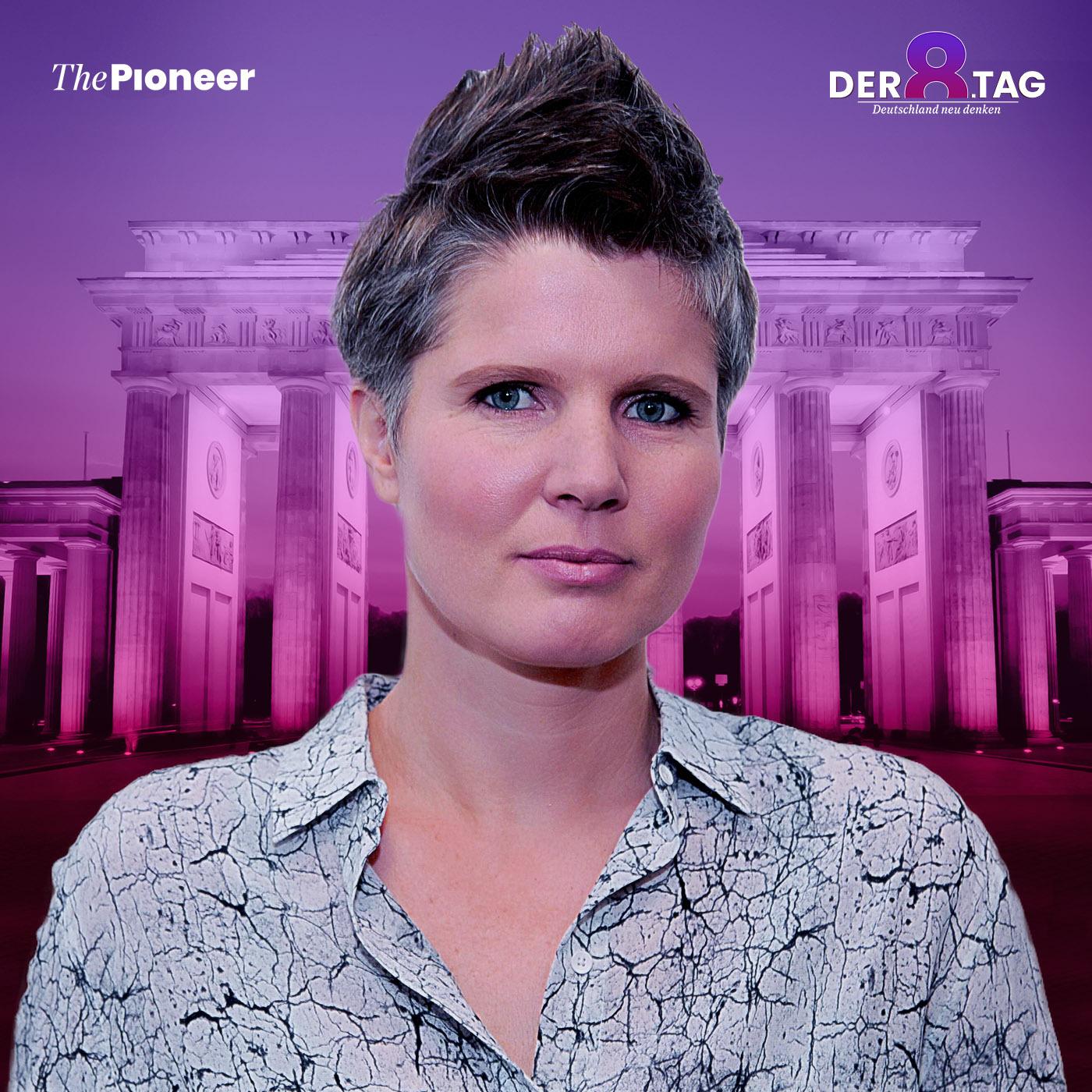 Der achte Tag #37 - Dr. Svenja Flaßpöhler: Krise entpuppt sich als letzter Weckruf