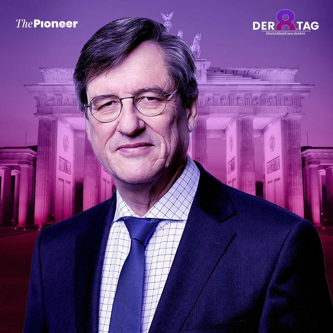 Der achte Tag #36 - Prof. Dr. Karl-Heinz Paqué: 5-Punkte-Plan für Deutschland nach Corona
