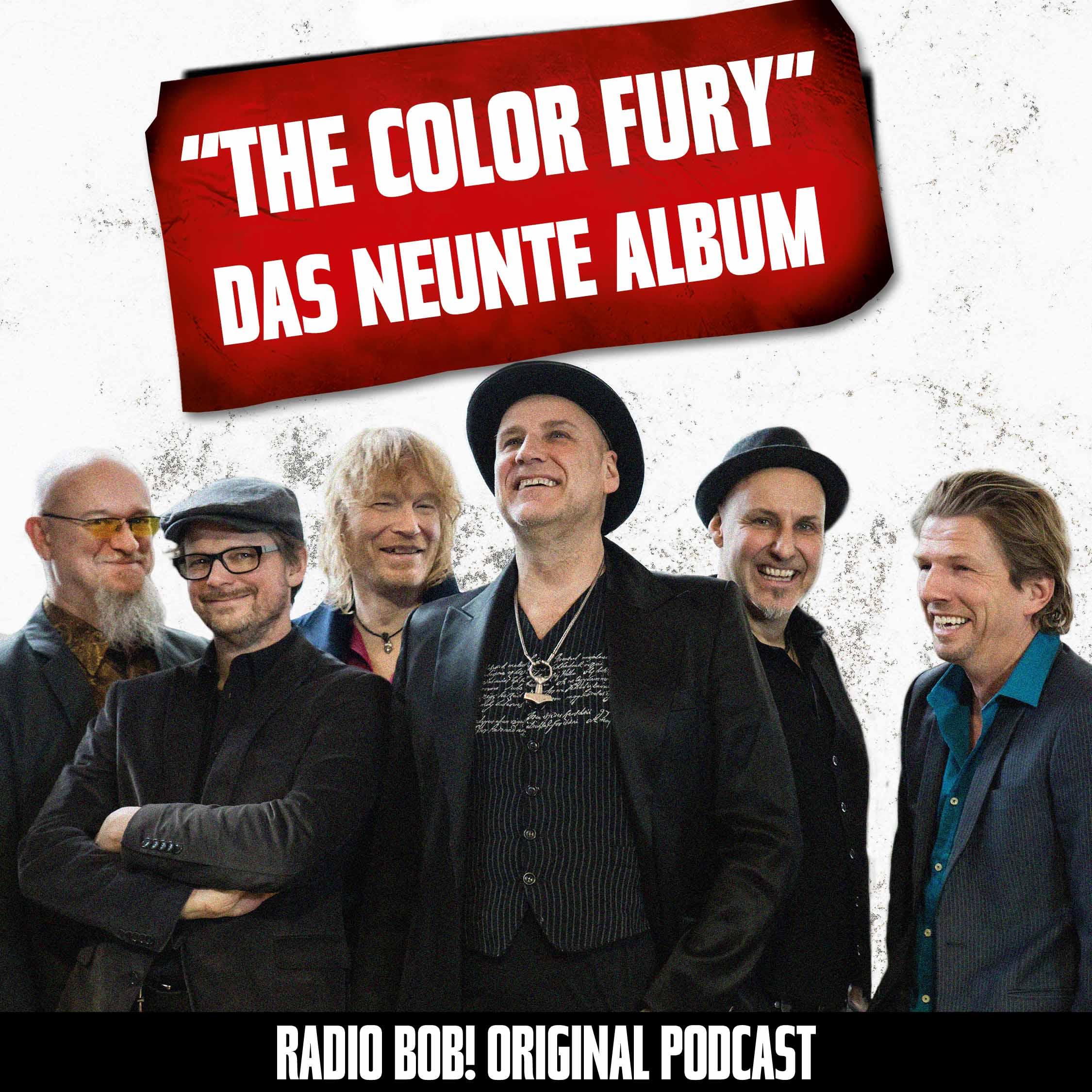 #10 - das neunte Album: The Color Fury
