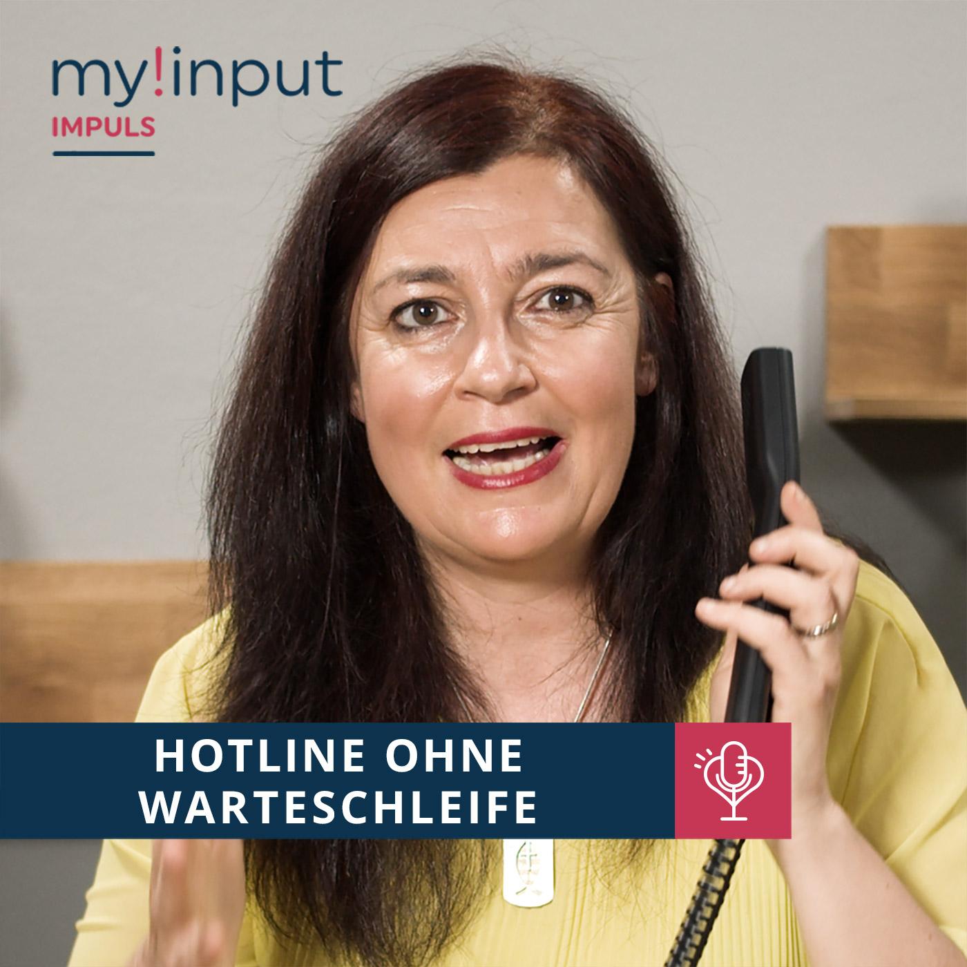 Hotline ohne Warteschleife