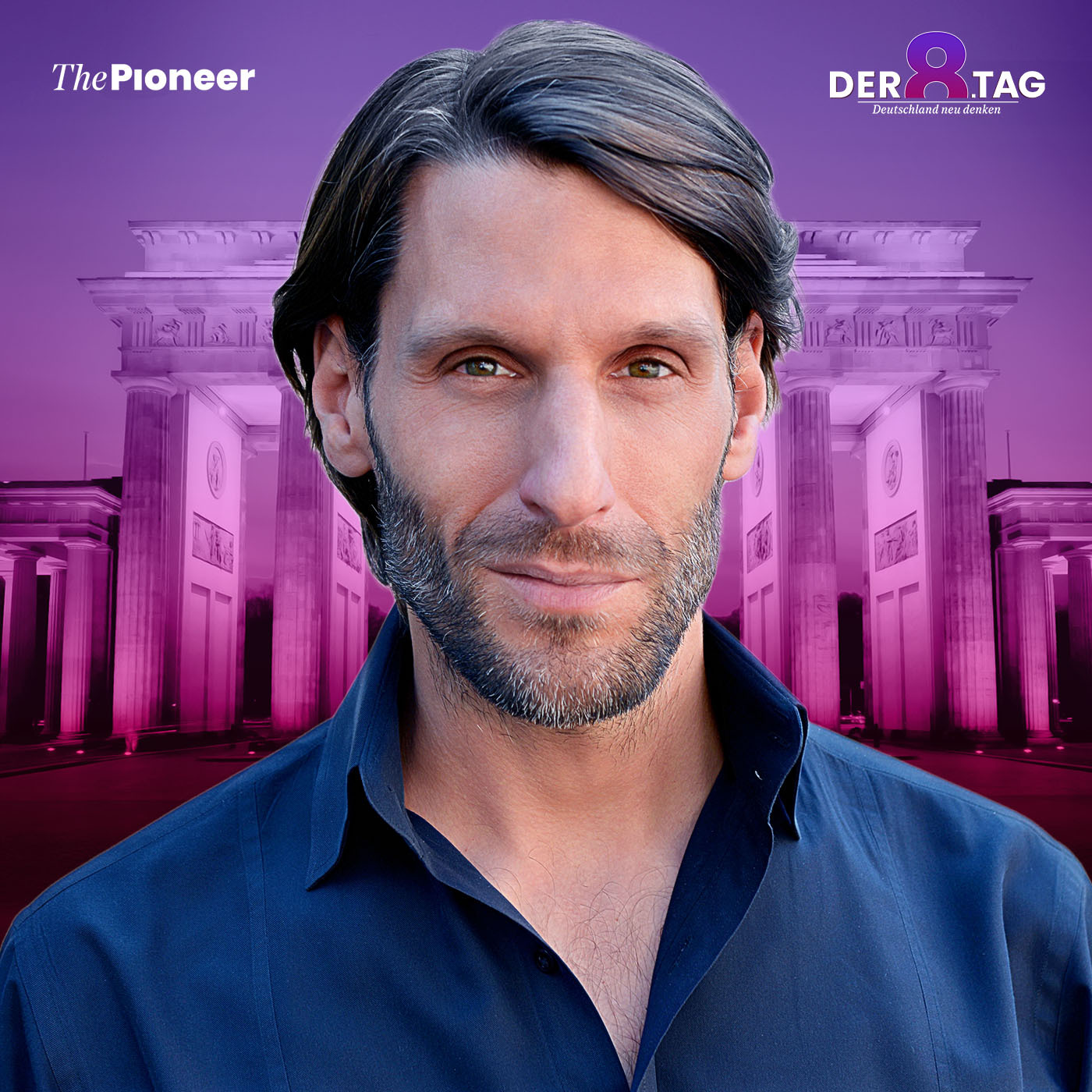 "Der achte Tag #43 - Philipp Hübl: ""Rationaler Kollektivismus"""