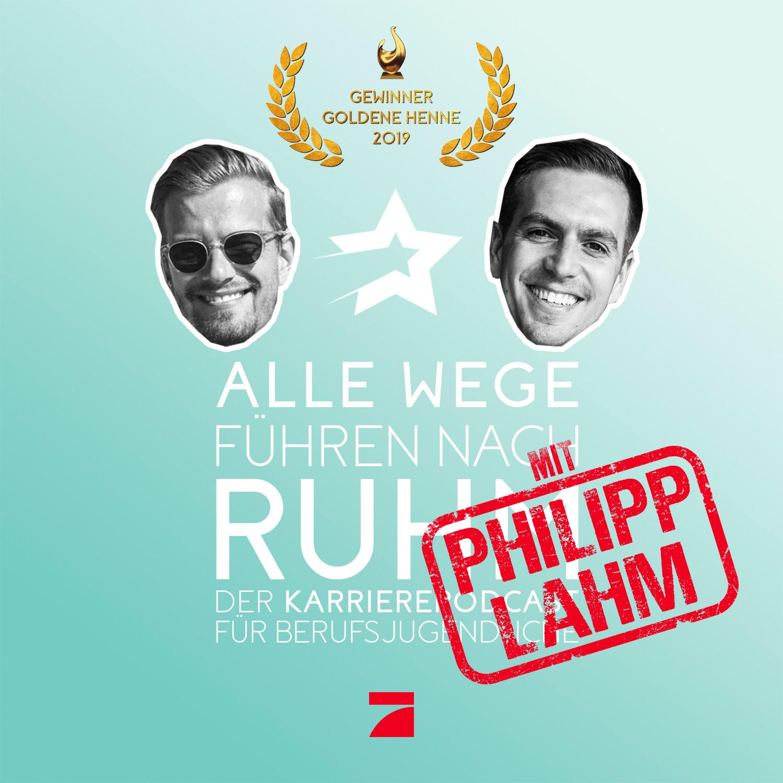 AWFNR #375 mit Philipp Lahm - Fußball-Partys, Selbstreflexion und der perfekte Zug zum Tor