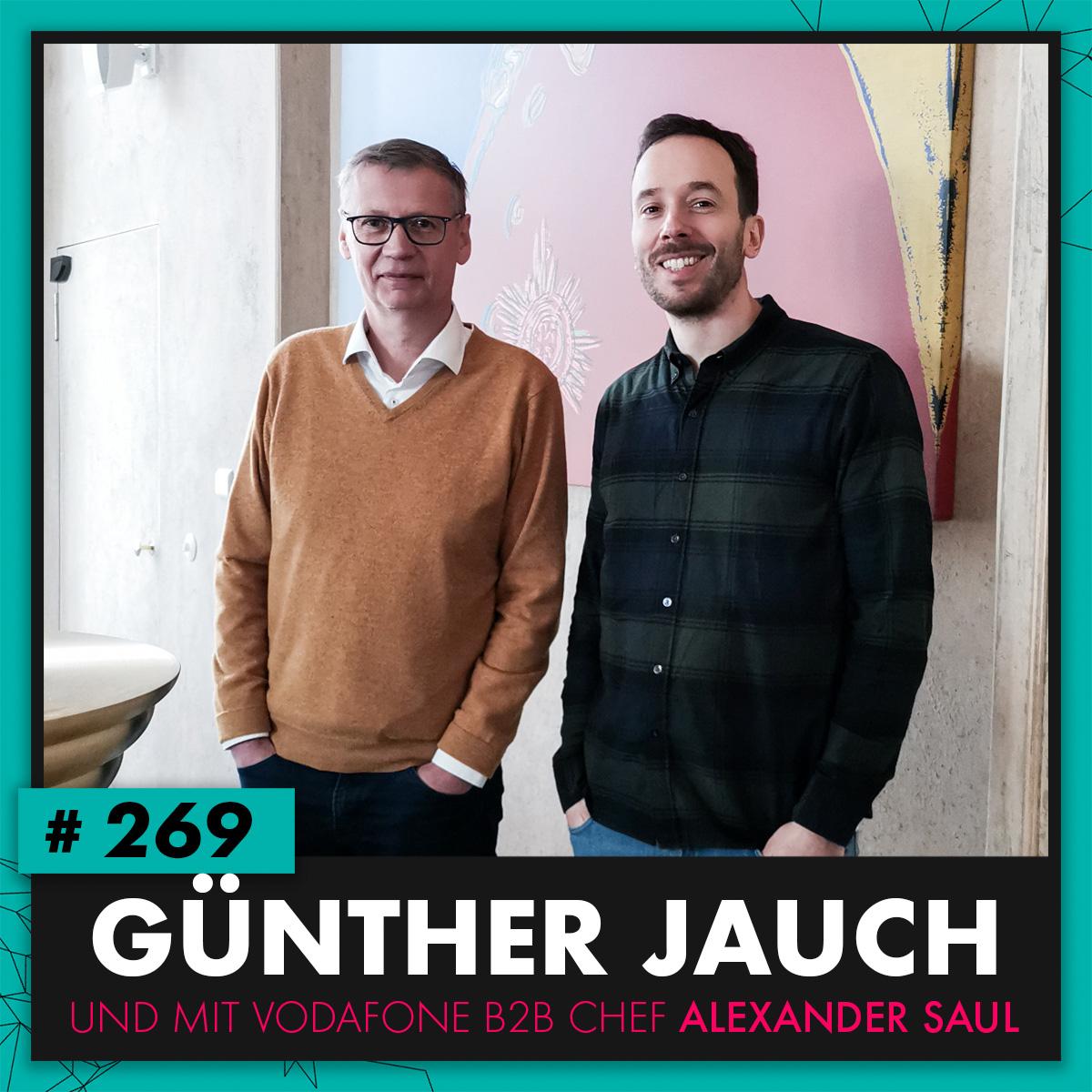 OMR #269 mit Günther Jauch