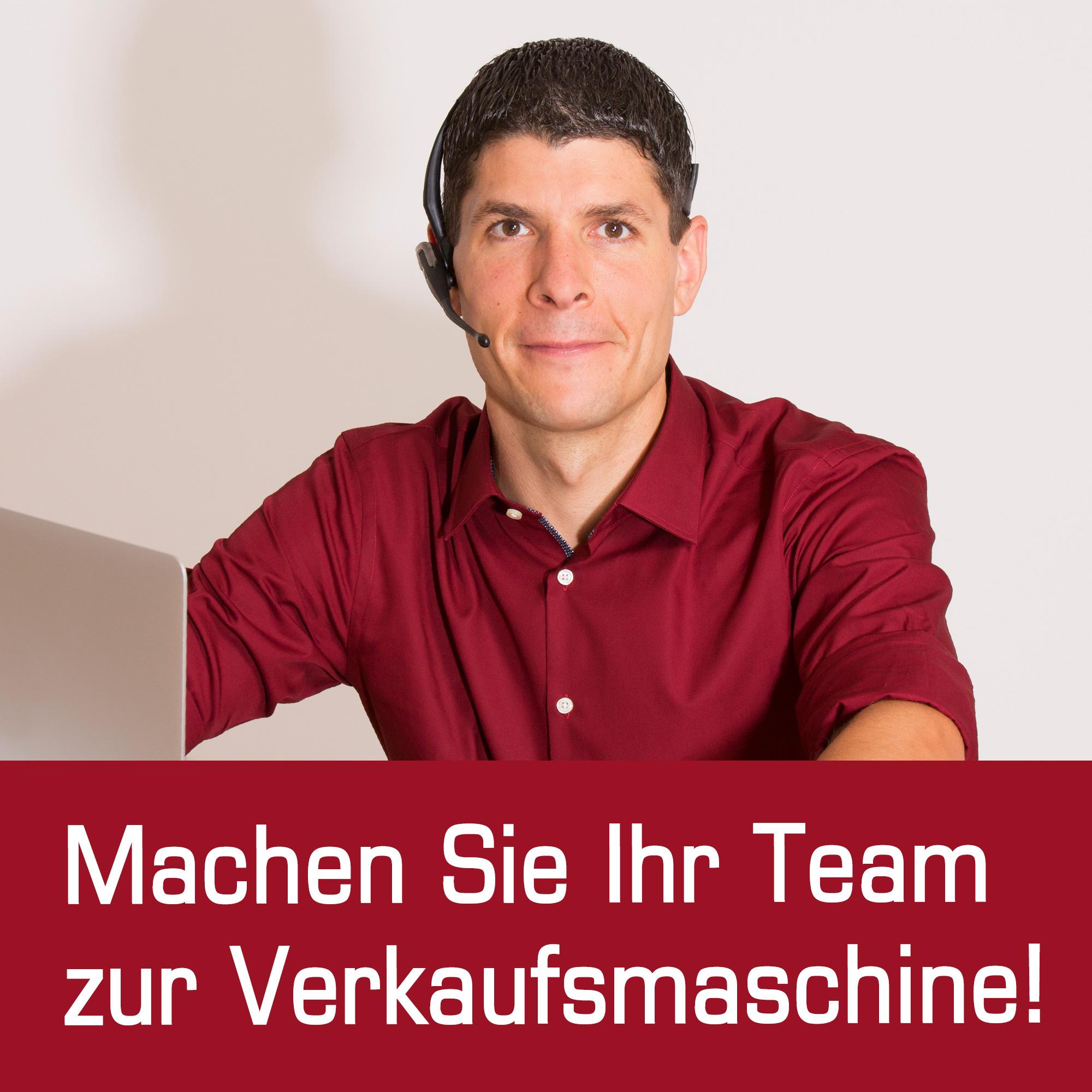 Machen Sie Ihr Team zur Verkaufsmaschine!