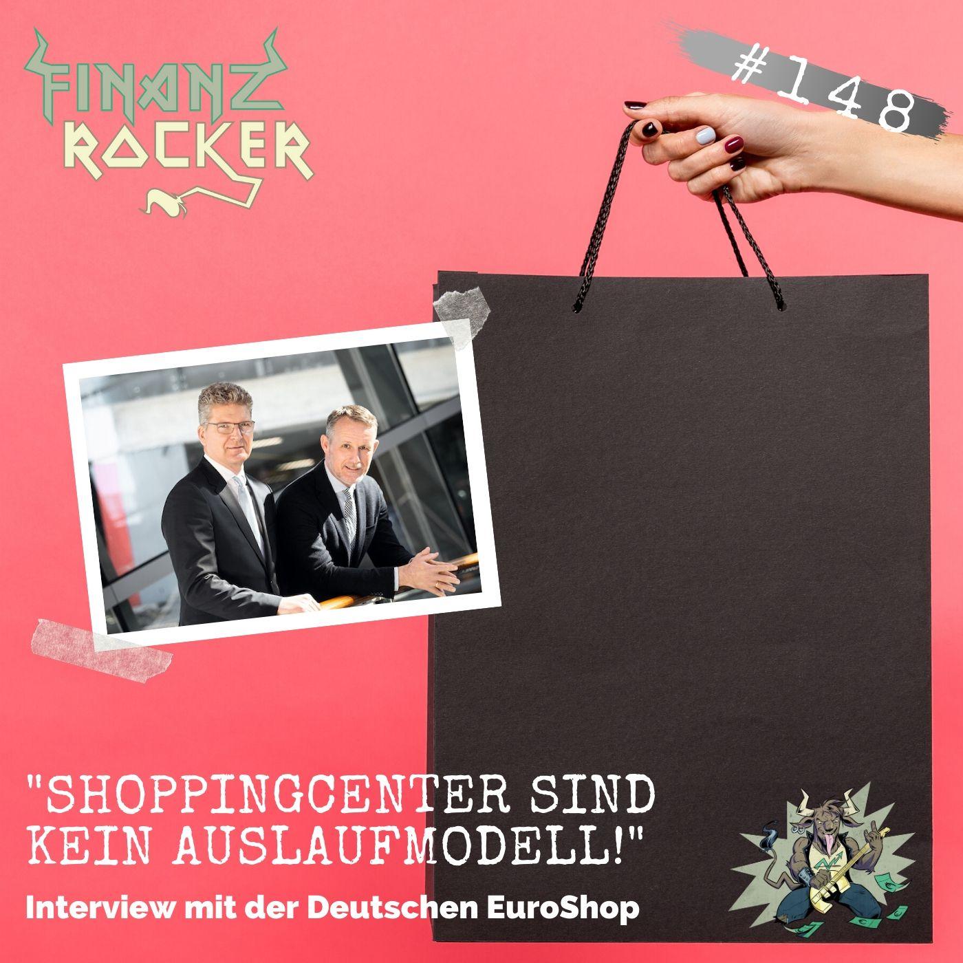 """Folge 148: """"Shoppingcenter sind kein Auslaufmodell!"""" - Interview mit der Deutschen EuroShop"""