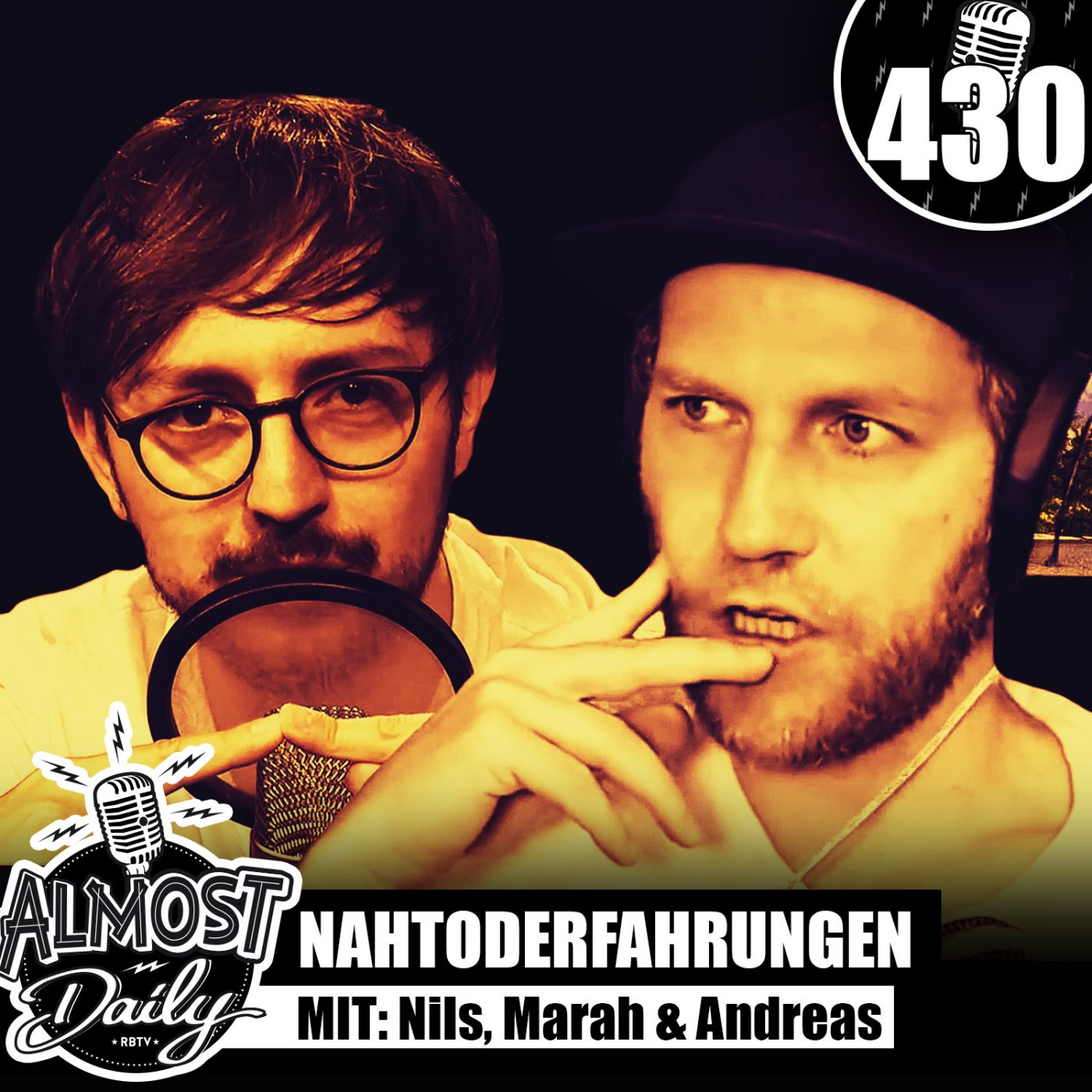 #431   Nahtoderfahrungen mit Nils, Marah & Andreas