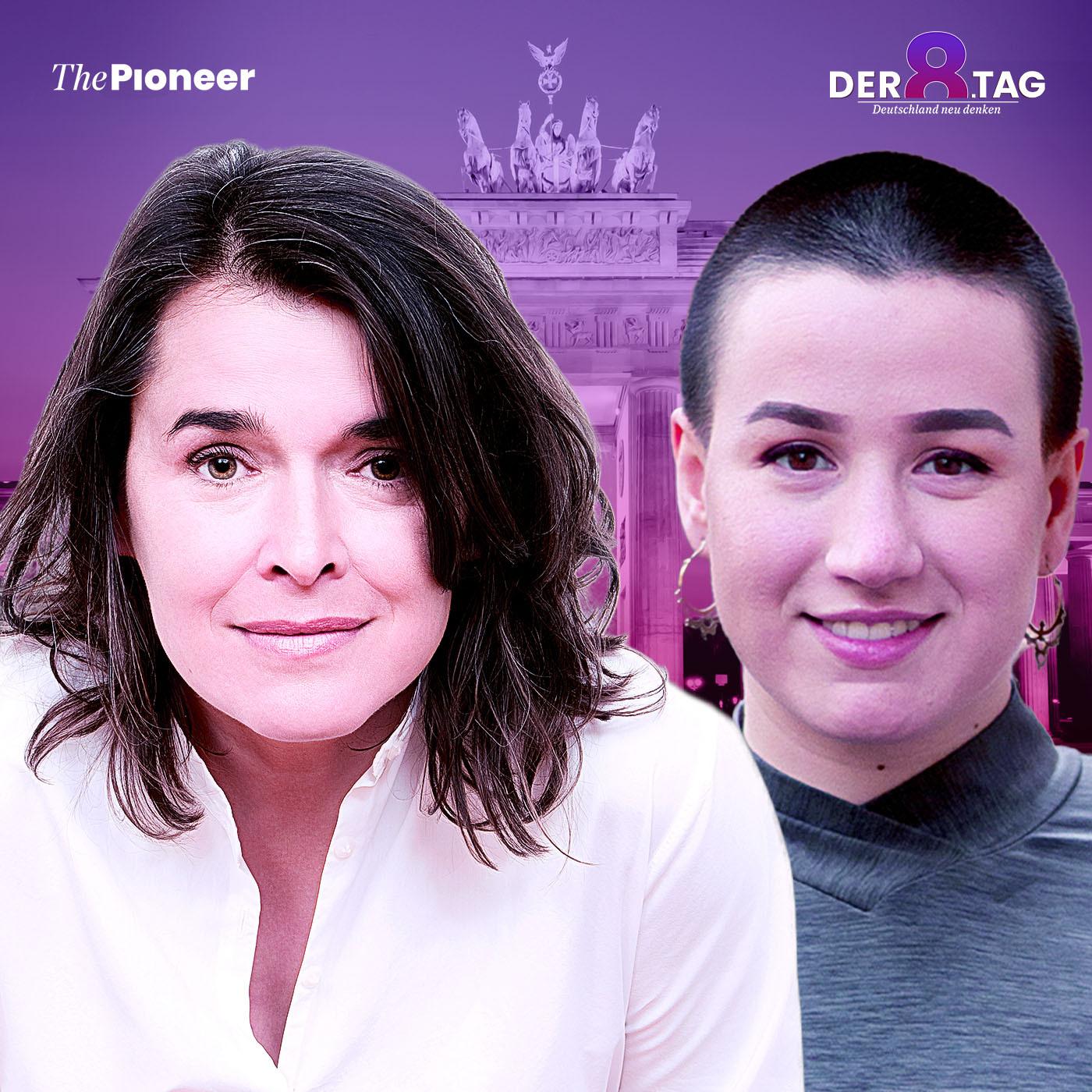 "#57 - Franziska Heinisch & Claudia Langer: ""Menschen vor sich selbst schützen"""