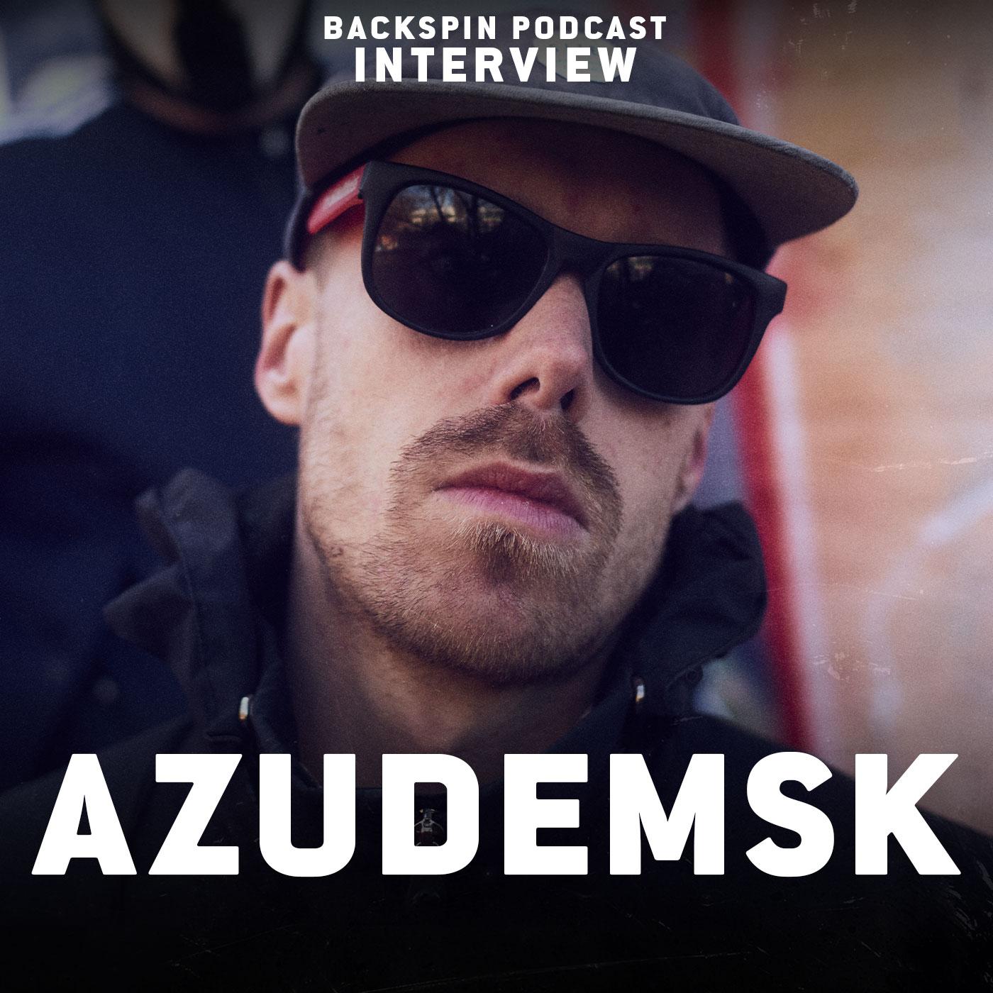 """#251 - AzudemSK im Interview mit Simon: AzudemsSK vs. Morlockko Plus, """"6000 Fuß Über Bayreuth"""", Inspiration, Kultur uvm."""