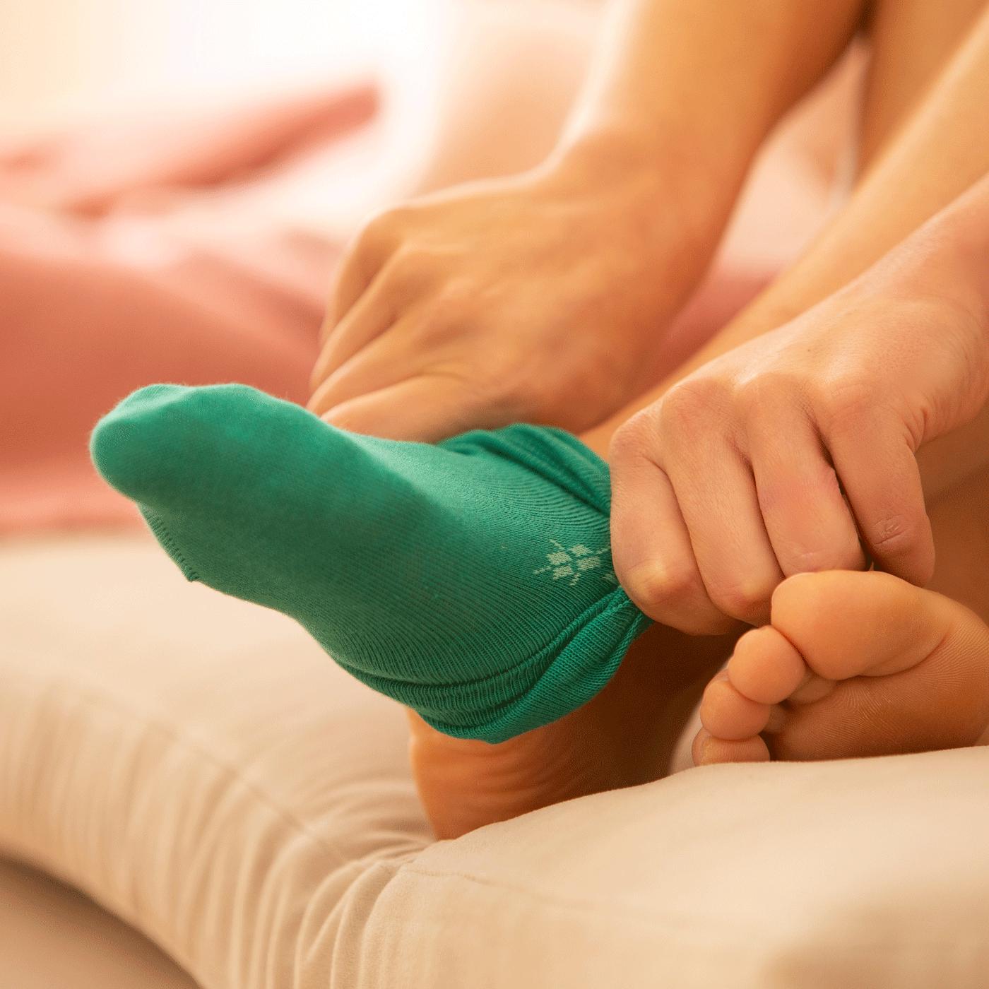 Auf gesunden Füßen durch die kalte Jahreszeit
