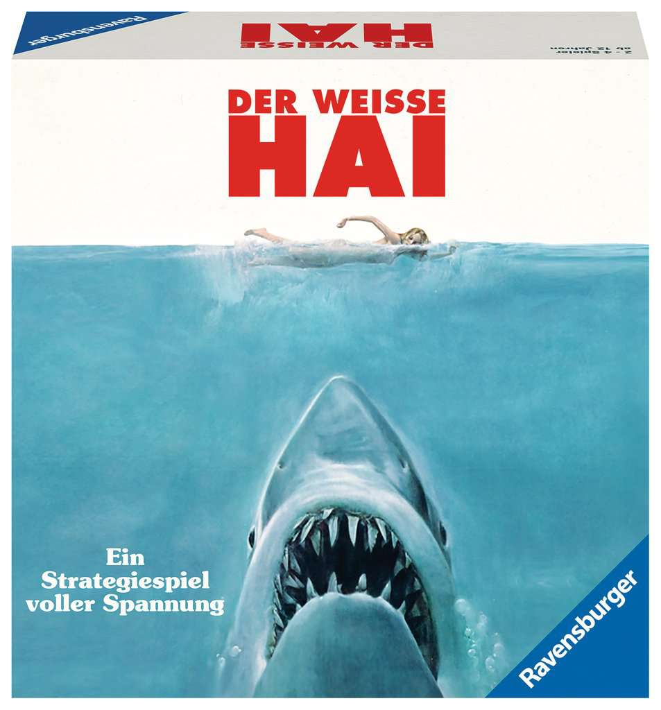 Der weisse Hai BoardGameFeature Test