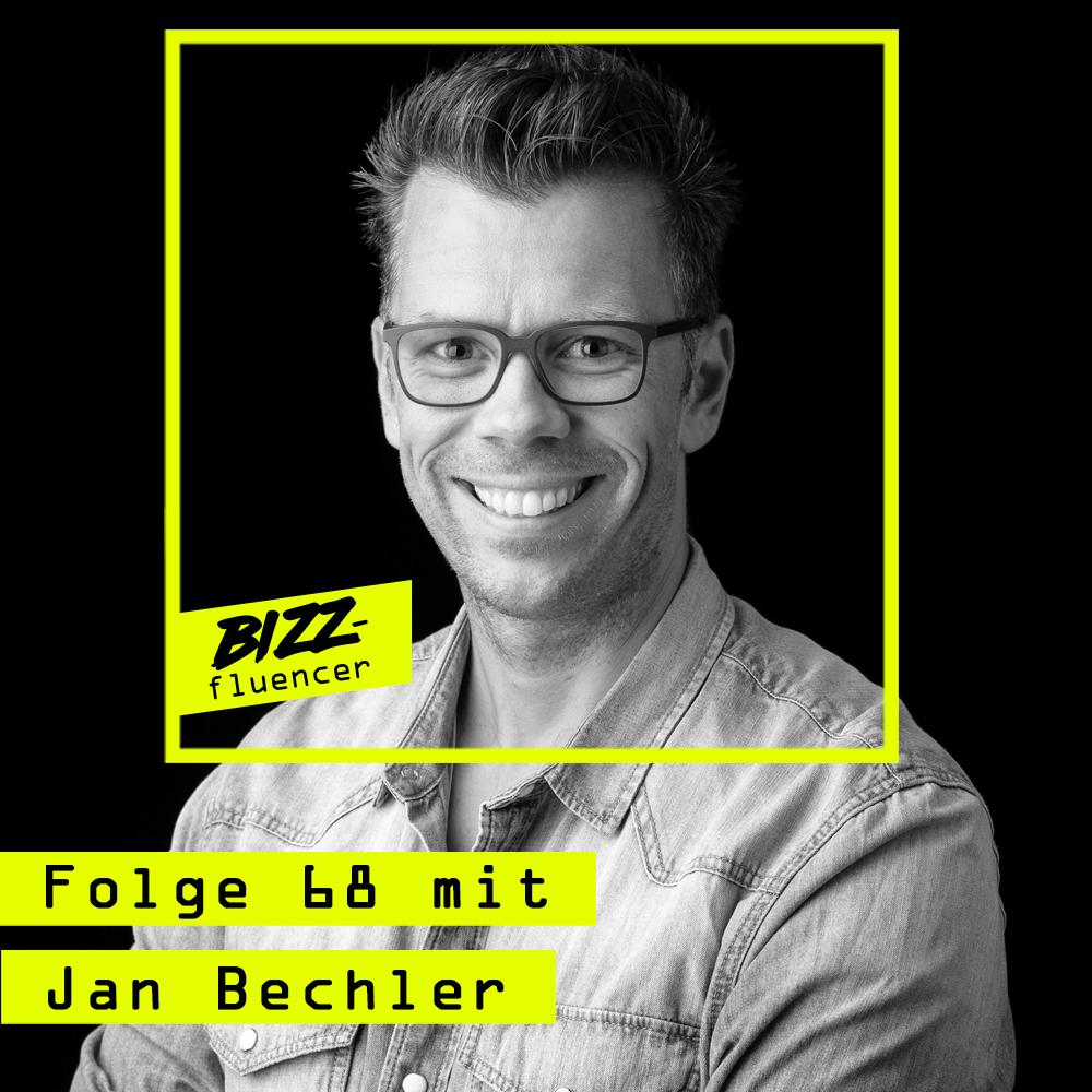 #68 mit Jan Bechler (Gründer Finc3 Marketing Group) über Niederlagen, die ihn auferstehen ließen
