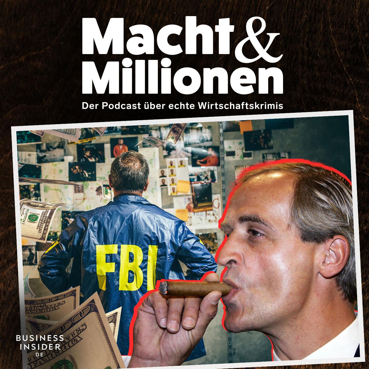 #12 Florian Homm: Verfolgt von FBI und Kopfgeldjägern