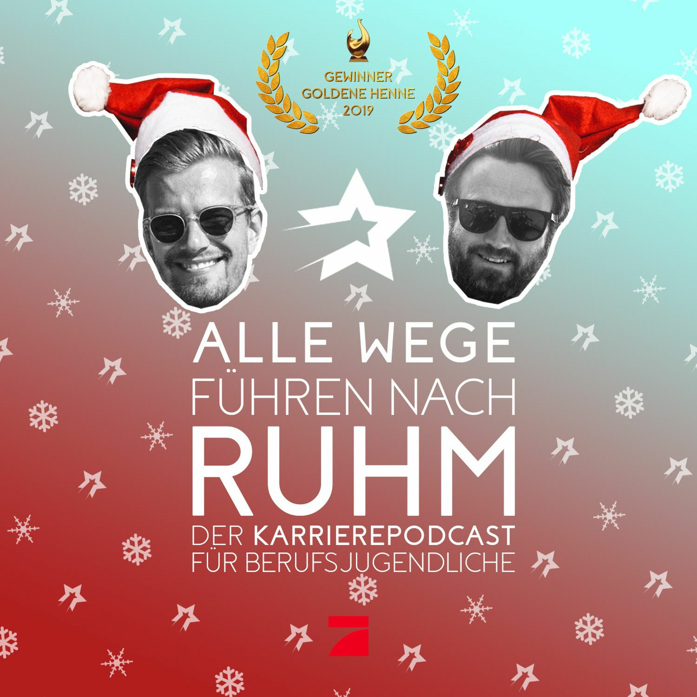 AWFNR #373 - Überraschungen und kranke Weihnachtsbäume, Q&As und Champagnerduschen