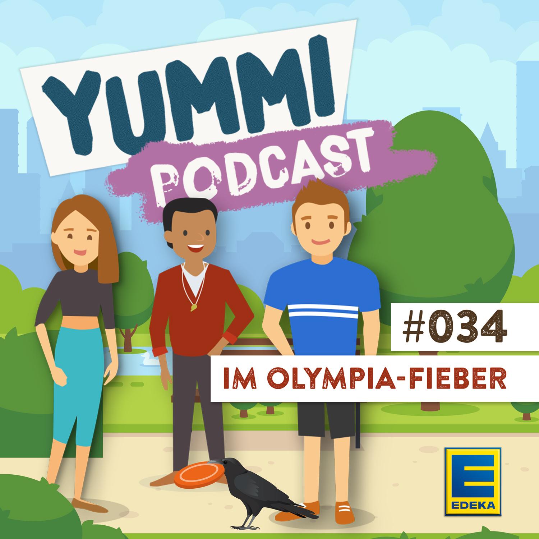 Im Olympia-Fieber