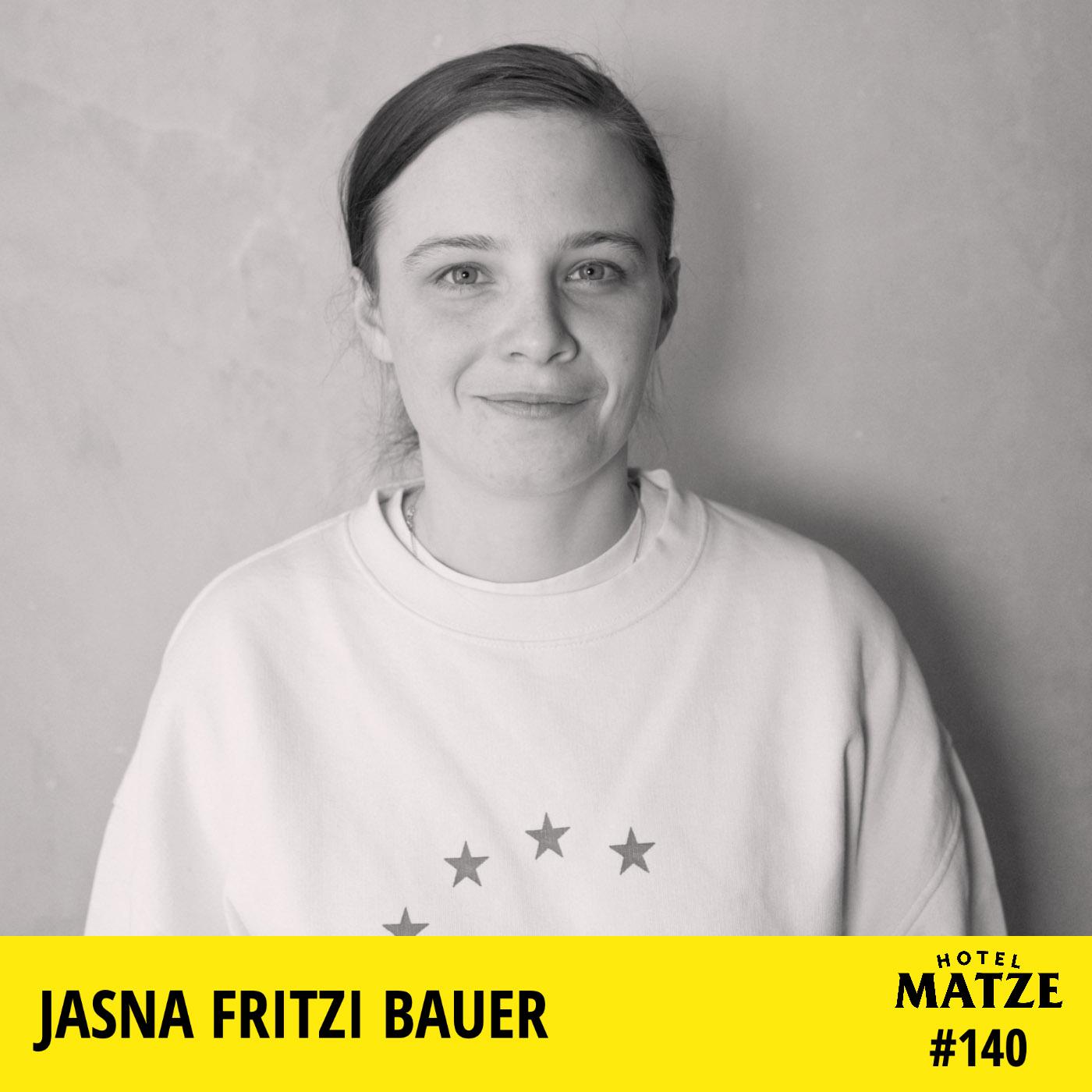 Jasna Fritzi Bauer – Wer bist du?