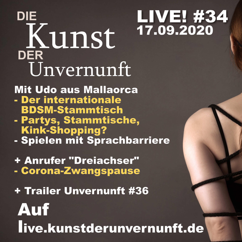 Unvernunft Live 17.09.20 - Lohnt Mallorca?