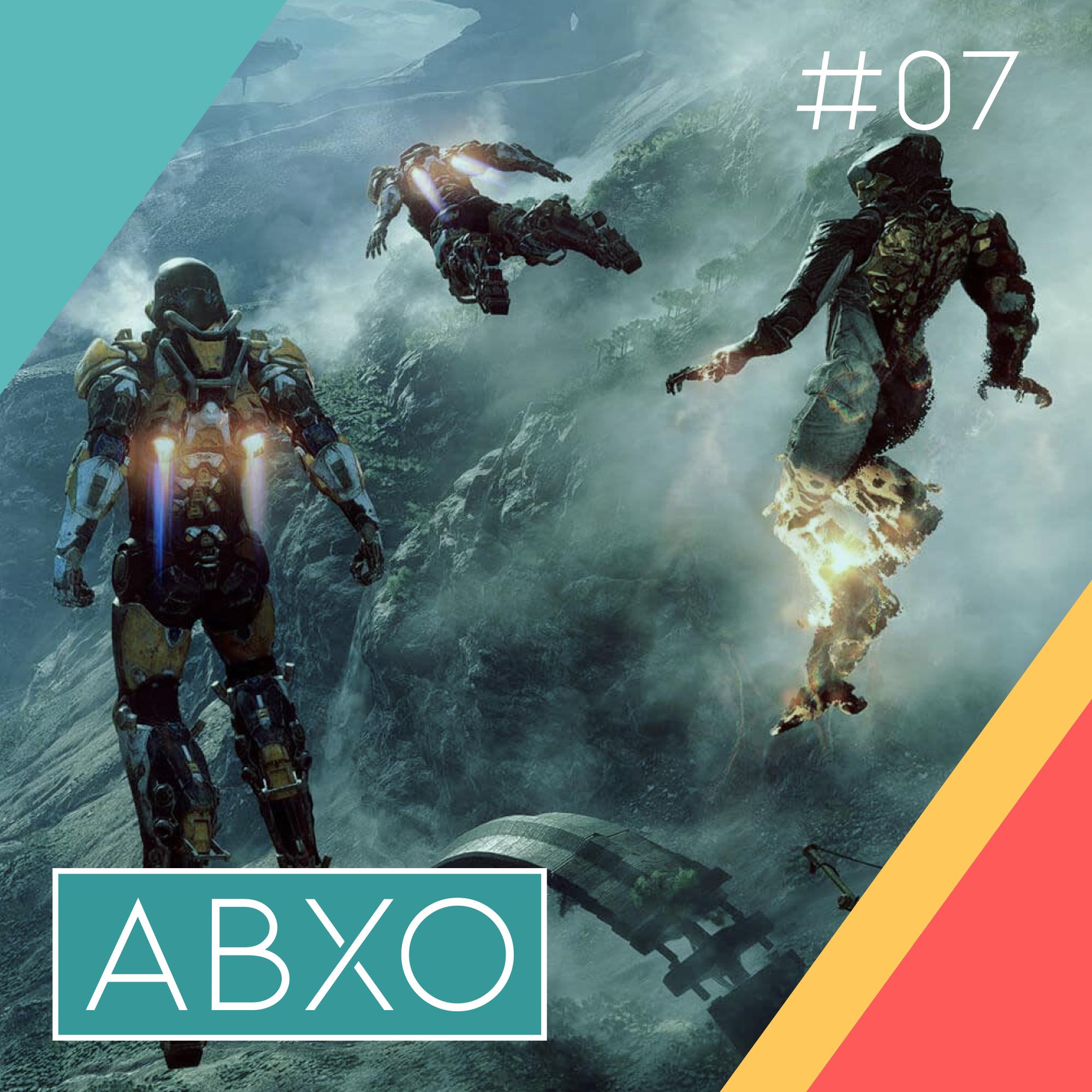 #07: Anthems Horror-Entwicklung, der Deutsche Computerspielpreis 2019 und viel Sekiro-Liebe