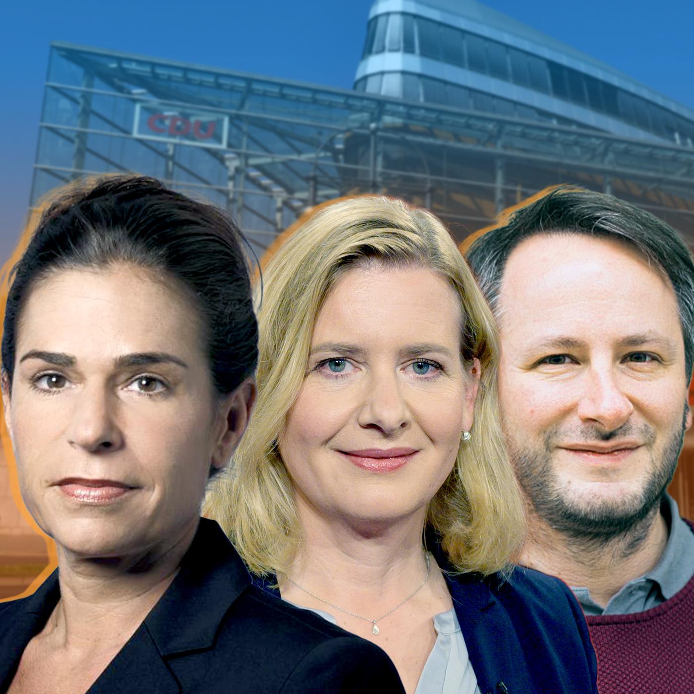 CDU-Kandidaten im Realitätscheck