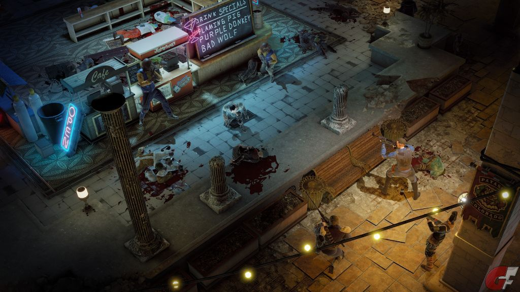 Wasteland 3 PS4 Test