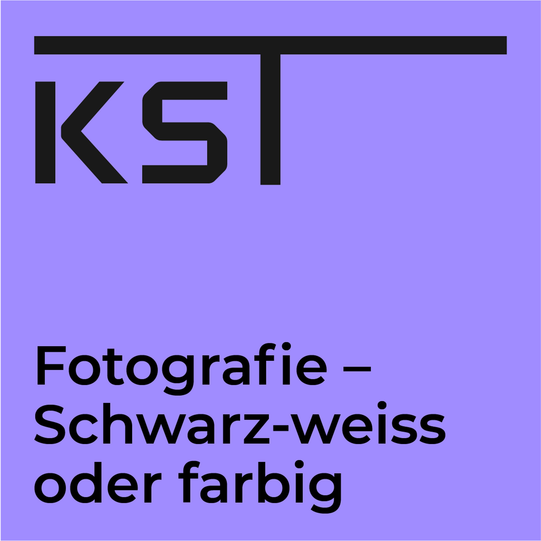 Kulturstammtisch - Fotografie - schwarz-weiss oder farbig