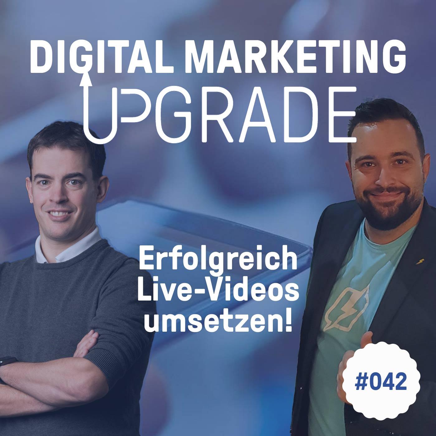 Erfolgreich Live-Video umsetzen - mit Torsten Schiefen #042