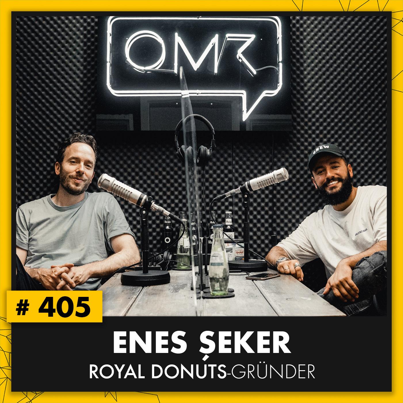 OMR #405 mit dem King of Royal Donuts Enes Seker
