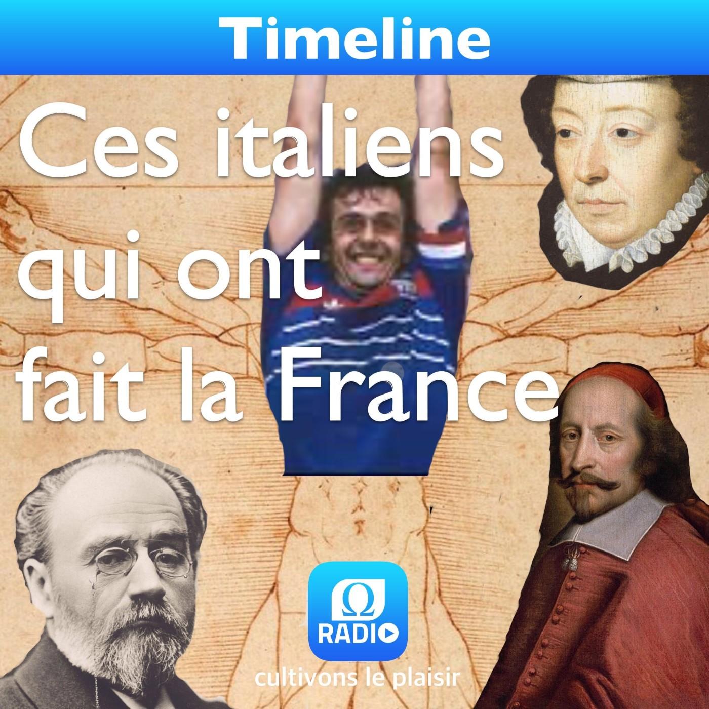 Ces italiens qui ont fait la France