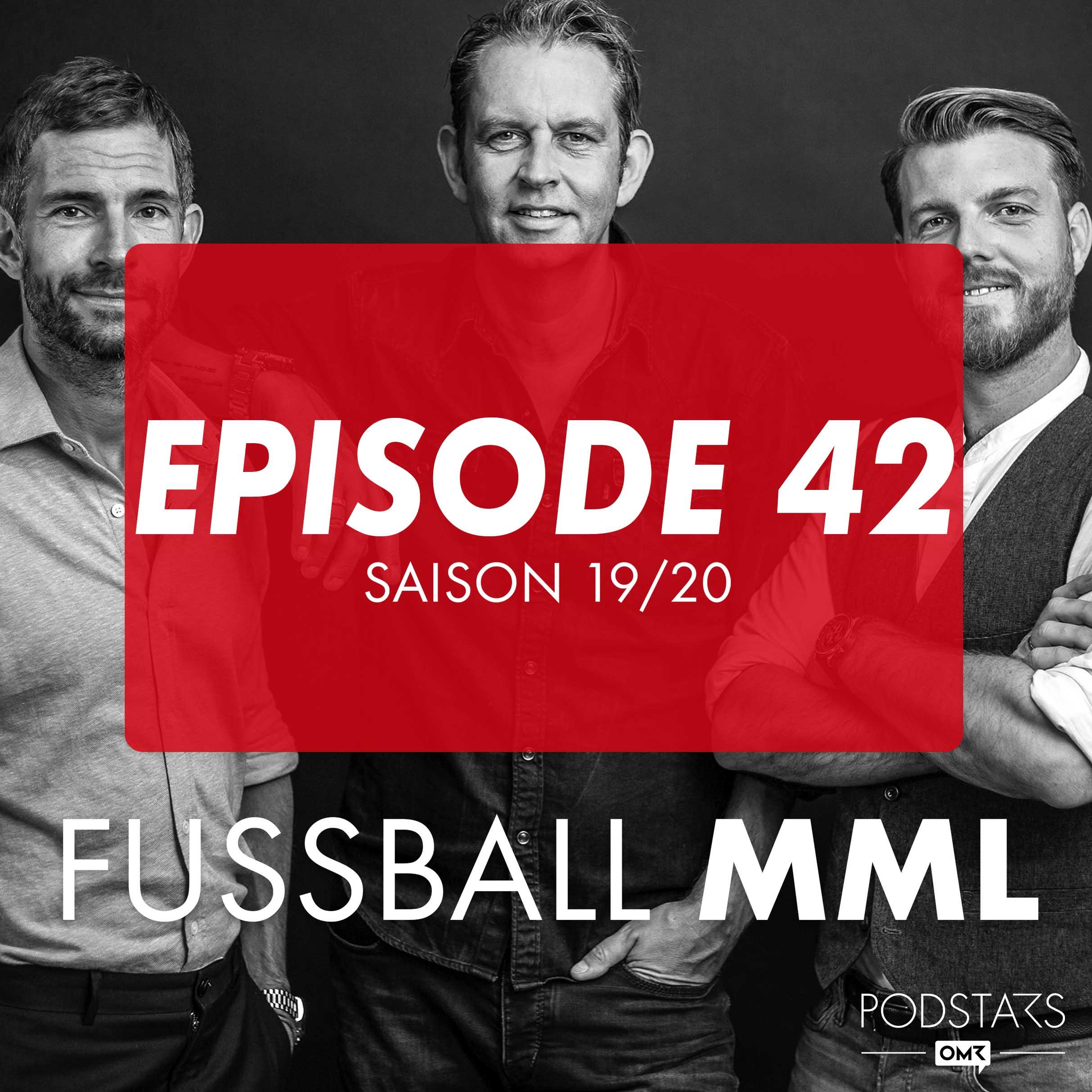Doppelpassmann - E42 - Saison 19/20