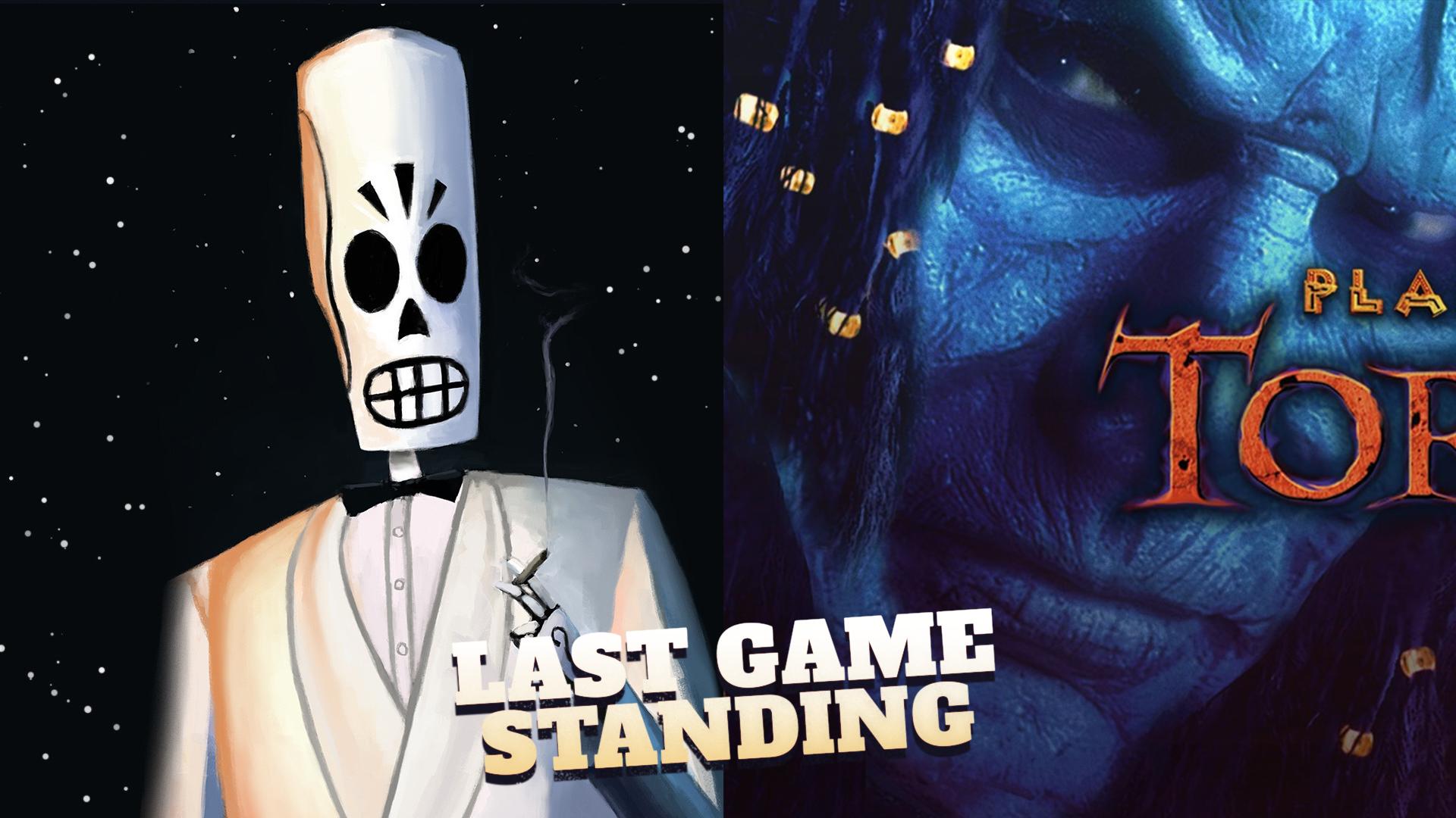 "Viertelfinale ""Beste Story"": Planescape Torment vs. Grim Fandango"