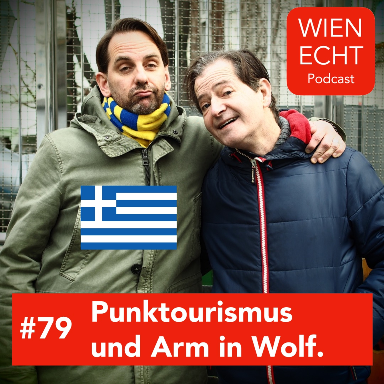 #79 - Punktourismus und Arm in Wolf.