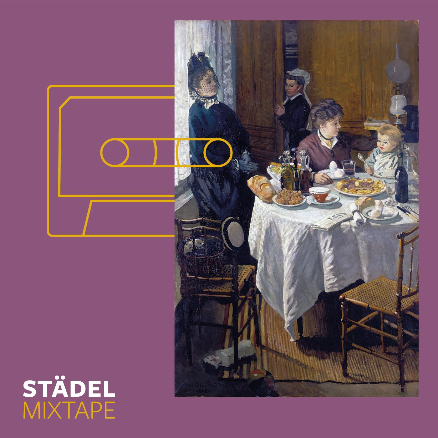 #7 Claude Monet – Das Mittagessen (1868 – 1869)