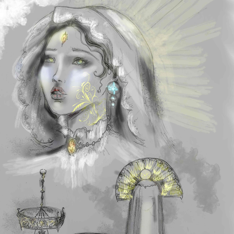 Geführte Meditation: Innere Reise - Erwecke die Priesterin in Dir