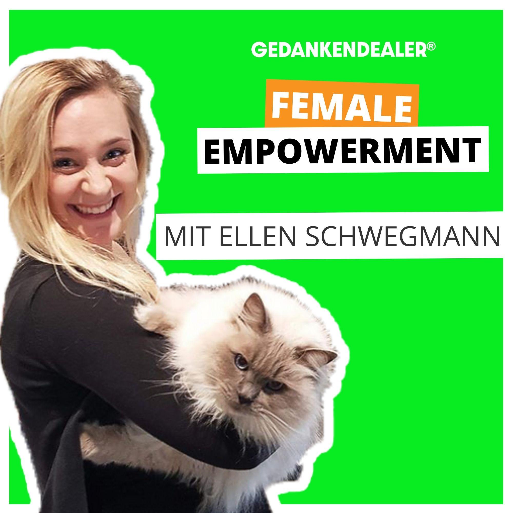Female Empowerment – im talk mit Ellen Schwegmann