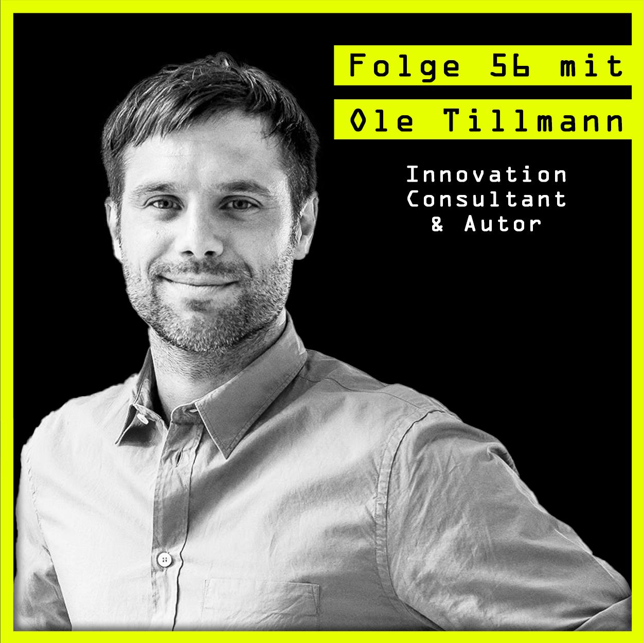 #56 mit Ole Tillmann (Innovation Consultant & Autor) über Frischwasser im Teich