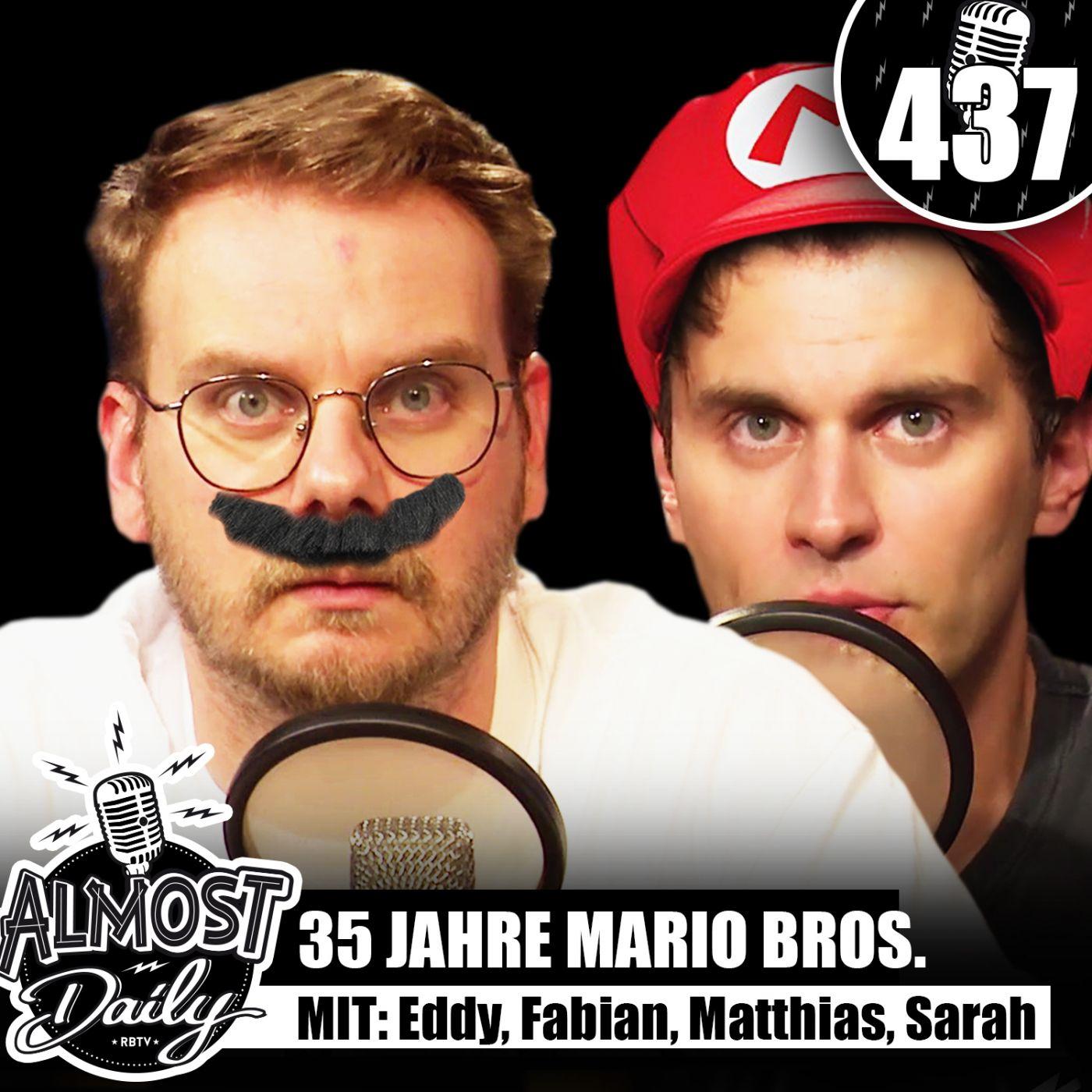 #437   35 Jahre Super Mario Bros.