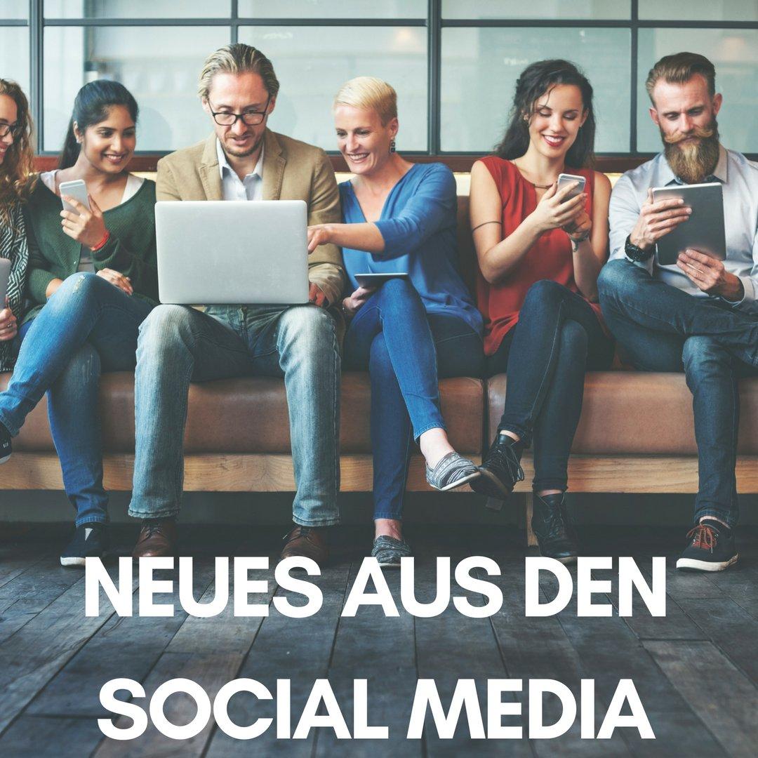 Neues aus den Social Media 11: Facebook, Instagram, Watch Party, Twitter  und Snappables