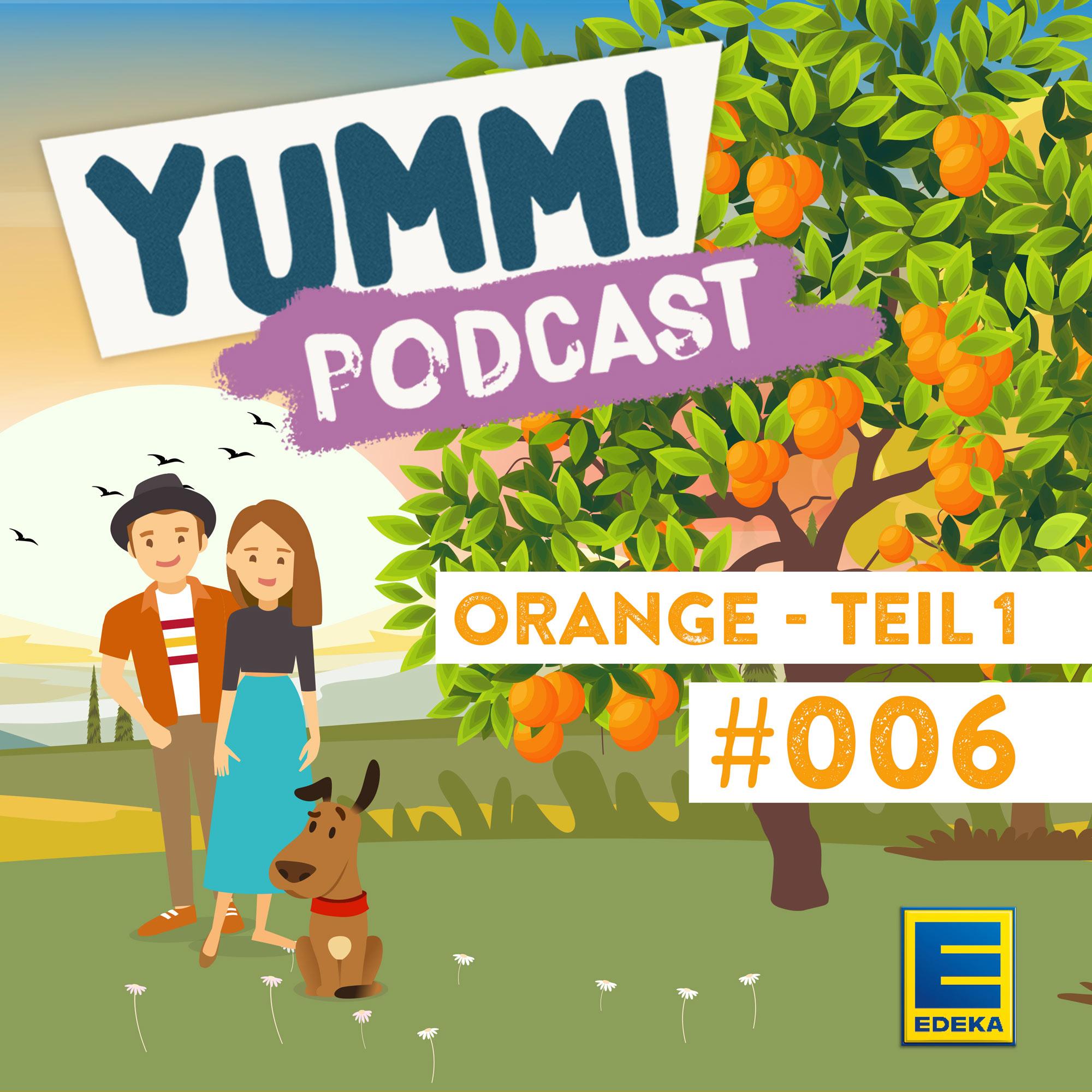 Im Land wo die Orangenbäume blühen - Teil 1