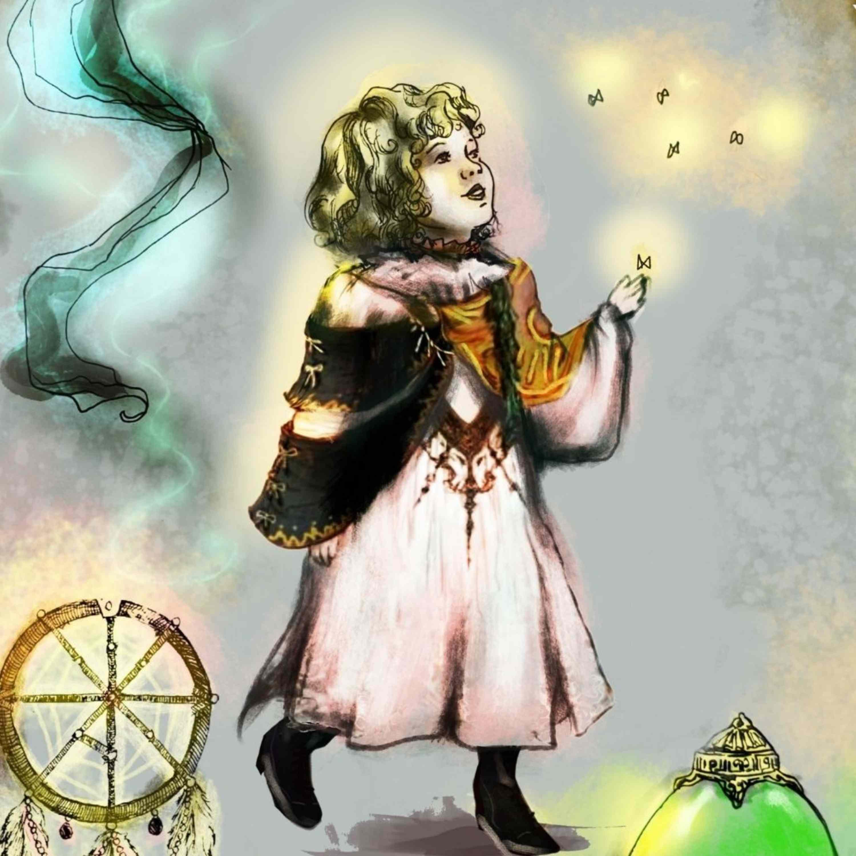 Das magische und unschuldige innere Kind - Das Licht in der Dunkelheit