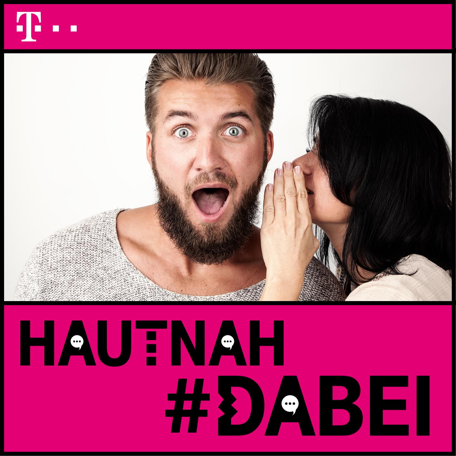 HAUTNAH #DABEI PODCAST - Trailer