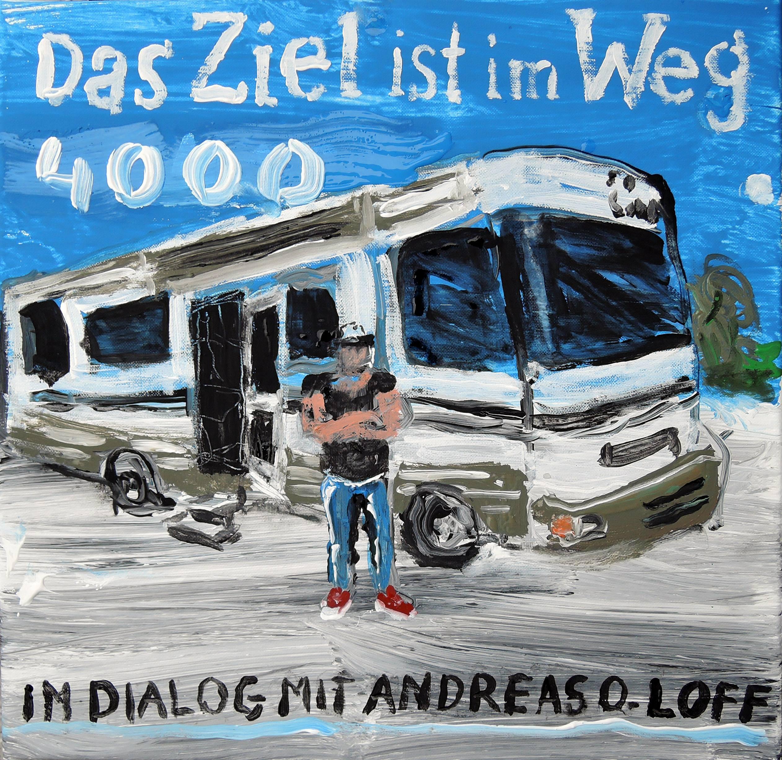 #9 Thomas Egeler aka 4000, Junger Mann zum Mitreisen