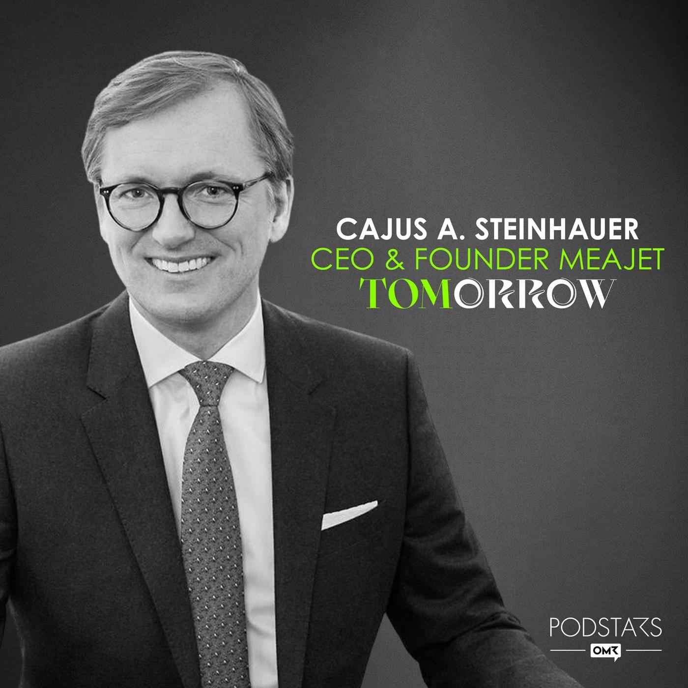 Der neue Privatjet-Boom - mit Cajus A. Steinhauer, CEO und Founder Meajet