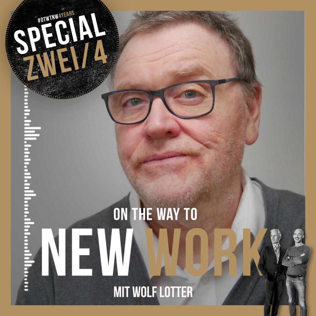 #262 mit Wolf Lotter, Journalist, Autor und Edelfeder bei BrandEins