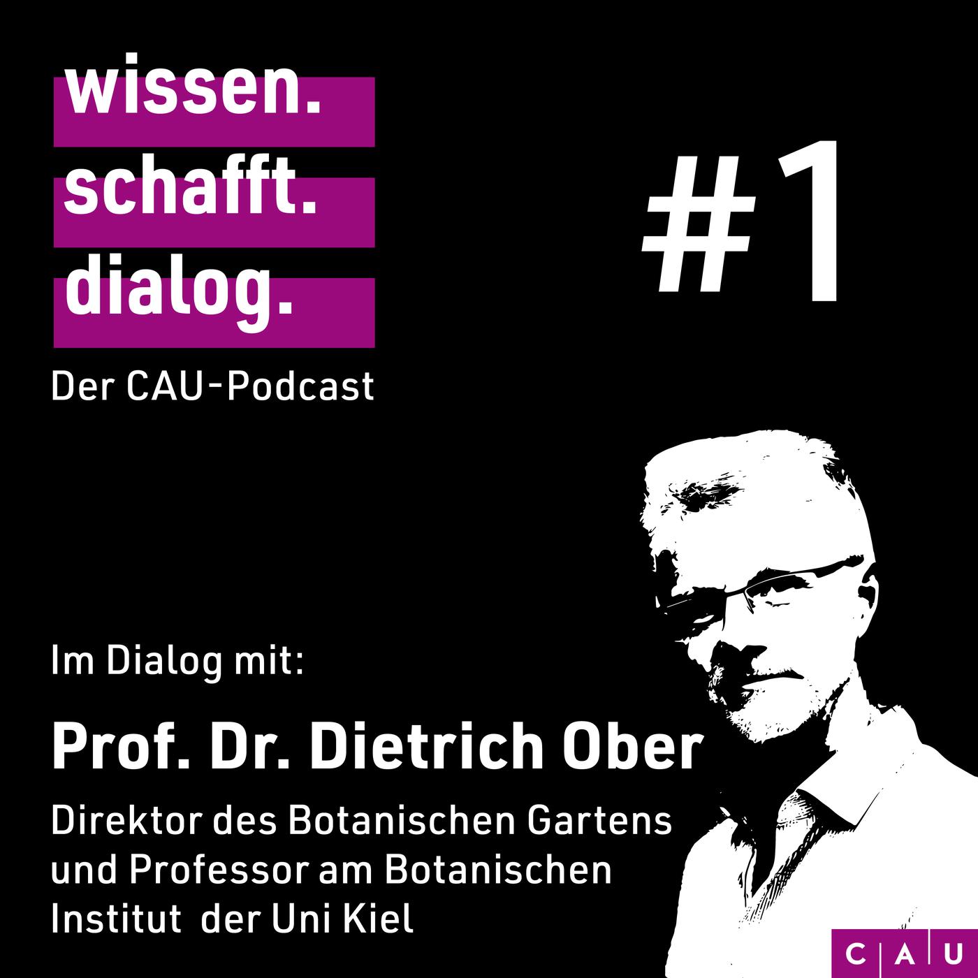 Im Dialog mit: Prof. Dr. Dietrich Ober